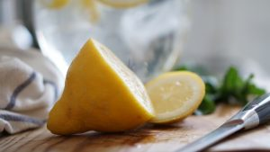 3:塩レモン水の材料と作り方と飲み方